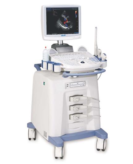 Стационарный УЗИ сканер EMP-3000
